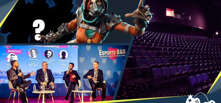 Last news – February 17th : Esports bar, Open days and new esports team