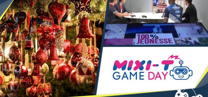 Actualités – 8 décembre : Cogaming au seul marché de Noël de Lorraine !