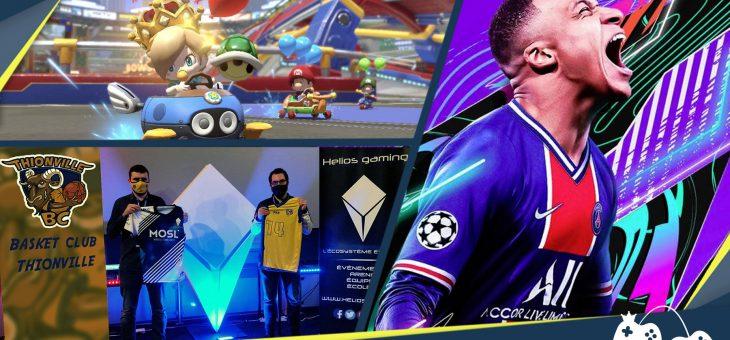 Actualités – 21 décembre : Compétitions esports de fin d'année