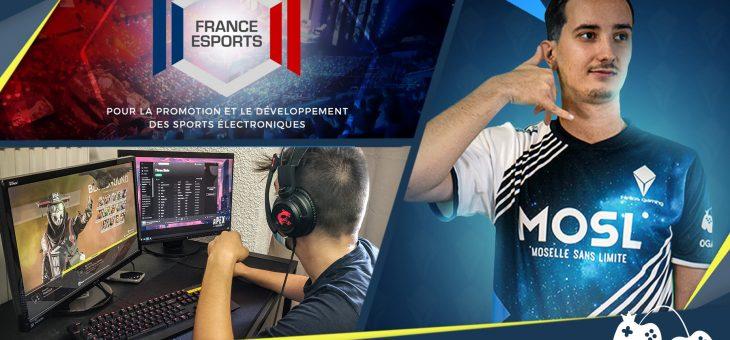 Actualités – 15 février : France Esports, portes ouvertes et dernières performances esportives